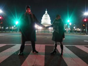 Giving the green light to congress to work in harmony at the Capitol.