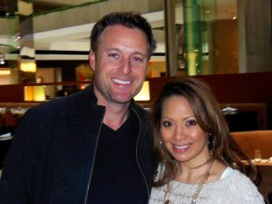 "Chris Harrison (host of ""The Bachelor"") has some amazing stories about his show-related travels, but above all, he's a really nice guy and so easy to talk to."