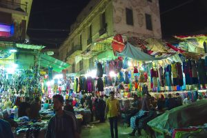 The markets of the Islamic Quarter in Cairo are a feast for the eyes.