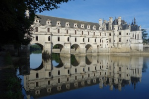 Château Chenonceau, the Ladies' Castle