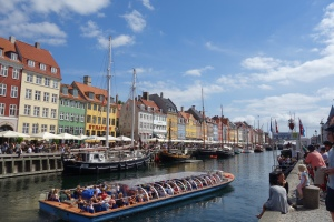 Nyhagen, just one of the scenic places to visit in Copenhagen.