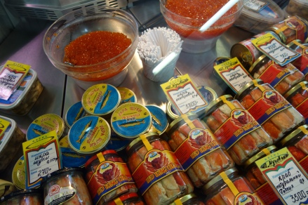 Caviar and more