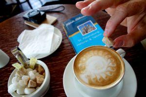 From frothy lattés to savory dumplings, we've made tasty memories in St. Petersburg.