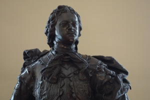 Peter the Great, founder of St. Petersburg (named for his patron saint).