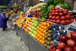 Nothing is better than fresh fruit.