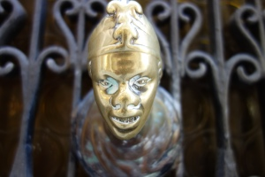 Finding time-worn door knockers (PC or otherwise) is an architectural, historical, and cultural adventure through Venice.