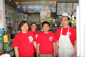 Nancy and her family have been serving up donuts 24/7 since 1985.