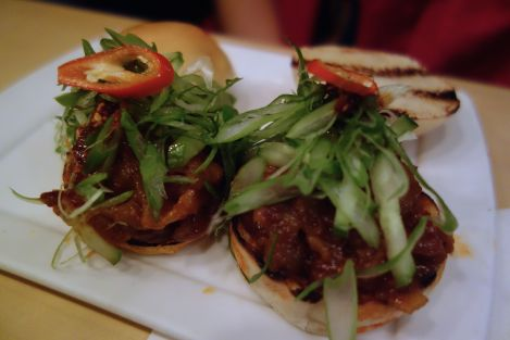 Hands off my pork belly sliders!