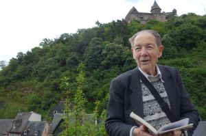 Herr Jung, a treasure for Bacharach and any visitor fortunate enough to spend time with him.