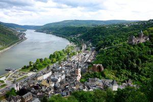 Bacharach on the Rhine
