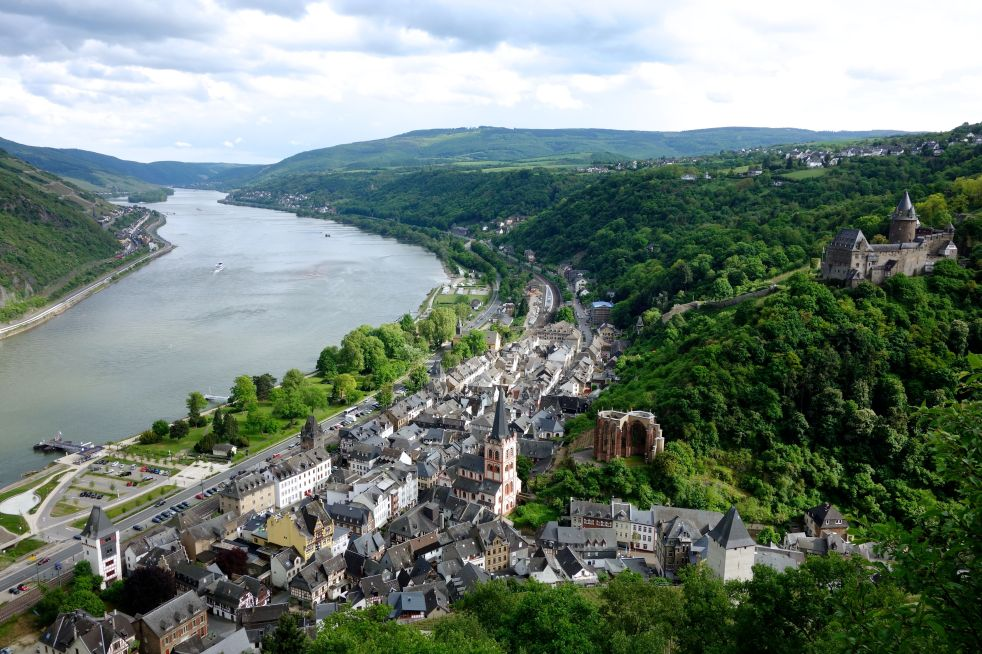 Bacharach on the Rhine