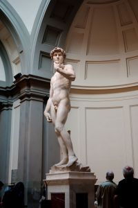 After you've seen Michelangelo's David, what's next on your list of things to do in Florence?