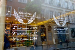 Locals in the know come here for award-winning baguettes and croissants.