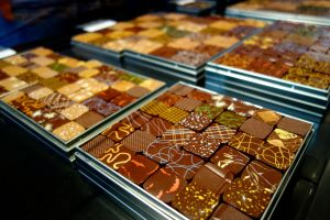 Jacques Genin's chocolate are tiny works of art and decadence.