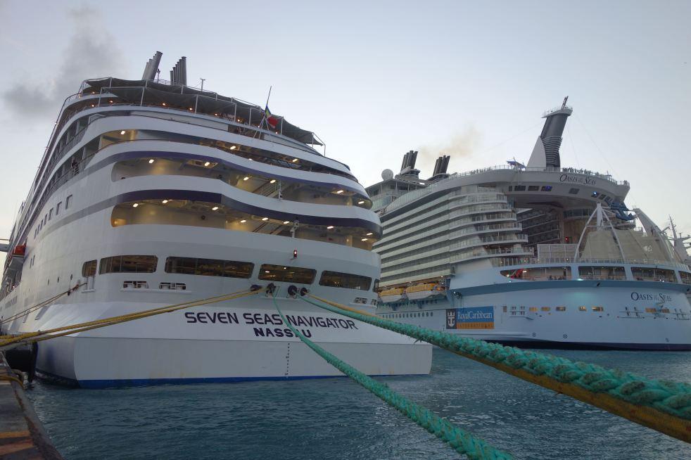 The Regent Seven Seas Navigator