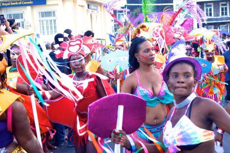 Carnival Parade--Basseterre, St. Kitts