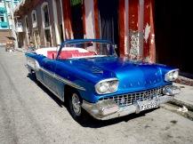Near Callejón Hamel in Havana.