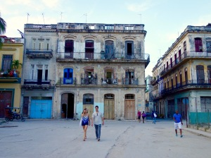 Wander just a few blocks from Cuba's Capitol Building in Havana and encounter the living remnants of a once-sumptuous past.